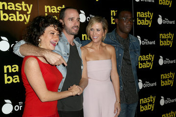 Tunde Adebimpe Los Angeles Premiere of the Orchard's 'Nasty Baby' - Arrivals