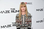 Editor in chief of Teen Vogue Amy Astley attends the 'Maze Runner' New York City screening hosted by Twentieth Century Fox and Teen Vogue at SVA Theater on September 15, 2014 in New York City.
