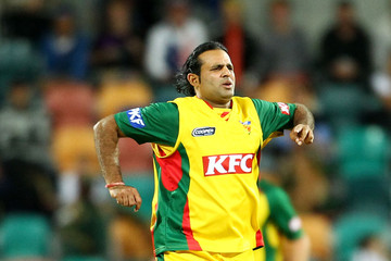 Rana Naveed Twenty20 Big Bash - Tigers v Warriors
