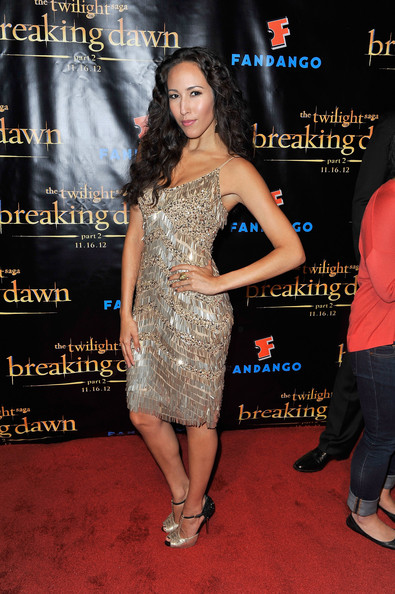 "Actress Marisa Quinn attends ""The Twilight Saga: Breaking Dawn Part 2"" VIP Comic-Con Celebration Sponsored by Fandango at Float in the Hard Rock Hotel on July 11, 2012 in San Diego, California."