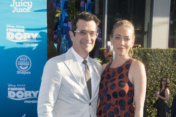 Ty Burrell The World Premiere Of Disney-Pixar's 'Finding Dory' - Red Carpet