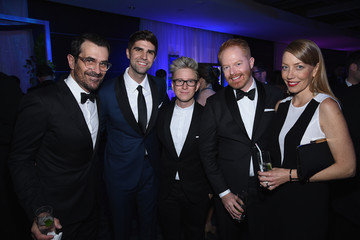 Ty Burrell Holly Burrell Yahoo News/ABC News White House Correspondents' Dinner Reception Pre-Party
