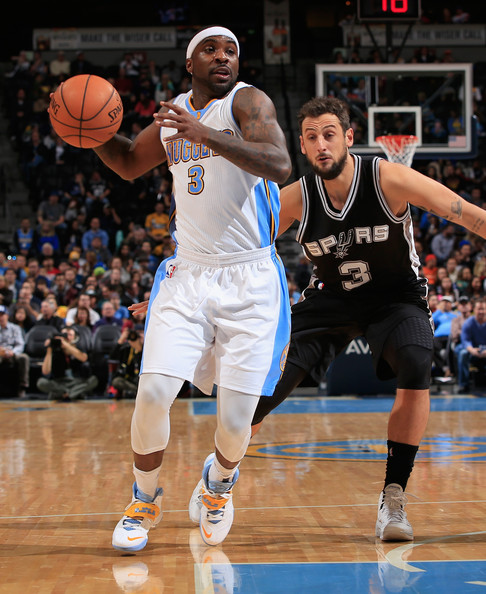 Ty Lawson And Marco Belinelli Photos Photos