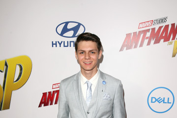 """Ty Simpkins Los Angeles Global Premiere For Marvel Studios' Ant-Man And The Wasp"""""""