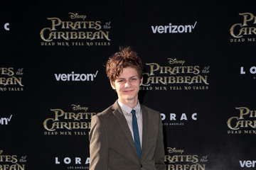 "Ty Simpkins Premiere of Disney's ""Pirates of the Caribbean: Dead Men Tell No Tales"" - Arrivals"