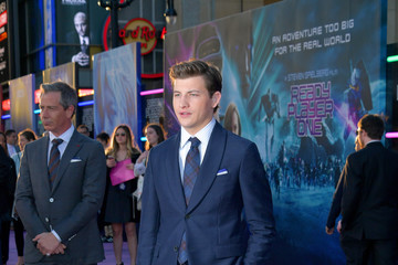 "Tye Sheridan Premiere Of Warner Bros. Pictures' ""Ready Player One"" - Arrivals"