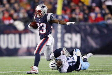 Tye Smith Divisional Round - Tennessee Titans v New England Patriots