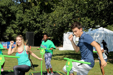 Tyler Alvarez Nickelodeon's 12th Annual Worldwide Day of Play