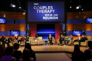 Tyler Baltierra 'Couples Therapy' with Dr. Jenn Reunion