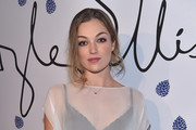 Actress/model Lili Simmons attends Tyler Ellis Celebrates the 5th Anniversary And Launch Of Tyler Ellis x Petra Flannery Collection at Chateau Marmont  on January 31, 2017 in Los Angeles, California.