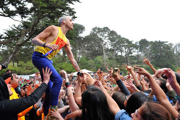 """Tyler Glenn Chipotle Holds Cultivate """"Food, Music And Ideas"""" Festival In San Francisco"""
