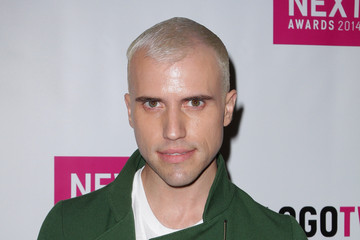 Tyler Glenn Arrivals at the Logo TV's NewNowNext Awards