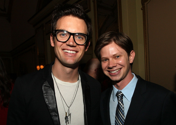 Tyler Hilton Actors Tyler Hilton (L) and Lee Norris attend the 'One Tree Hill' Final Season cocktail reception during the CW portion of the 2012 Television Critics Association Press Tour at The Langham Huntington Hotel and Spa on January 12, 2012 in Pasadena, California.
