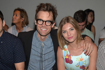 Tyler Hilton Lu Yang By Yang Lu - Front Row - September 2016 - New York Fashion Week: The Shows