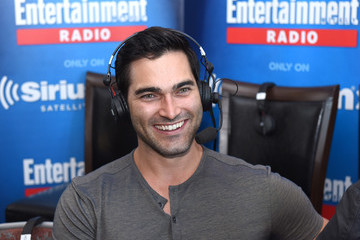 Tyler Hoechlin SiriusXM's Entertainment Weekly Radio Channel Broadcasts From Comic-Con 2016 - Day 3