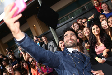Tyler Hoechlin Arrivals at the MTV Movie Awards — Part 3