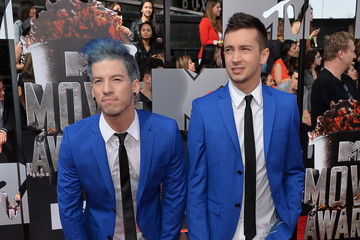 Tyler Joseph Arrivals at the MTV Movie Awards — Part 2