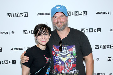 Tyler Labine 2017 WIRED Cafe at Comic Con, Presented By AT&T Audience Network - Day 2