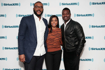 Tyler Perry Lyriq Bent Hoda Kotb Hosts A Live SiriusXM Event With Taraji P. Henson, Tyler Perry And The Cast Of 'Acrimony'