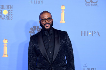 Tyler Perry 76th Annual Golden Globe Awards - Press Room