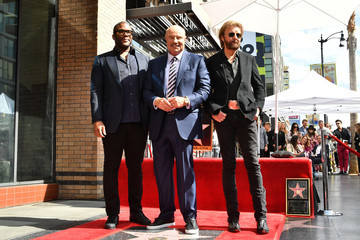 Tyler Perry Dr. Phil McGraw Honored With A Star On The Hollywood Walk Of Fame