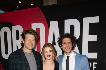 """Tyler Posey Premiere Of Universal Pictures' """"Blumhouse's Truth Or Dare"""" - Red Carpet"""