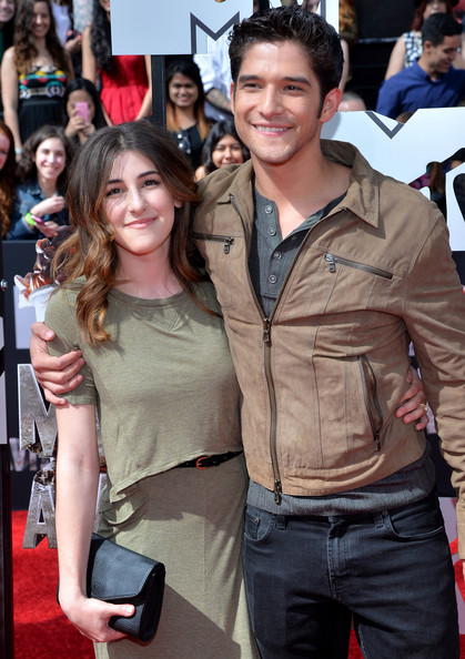 Tyler Posey - Arrivals at the MTV Movie Awards — Part 2