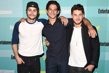Tyler Posey Dylan O'Brien Entertainment Weekly Hosts its Annual Comic-Con Party at FLOAT at the Hard Rock Hotel