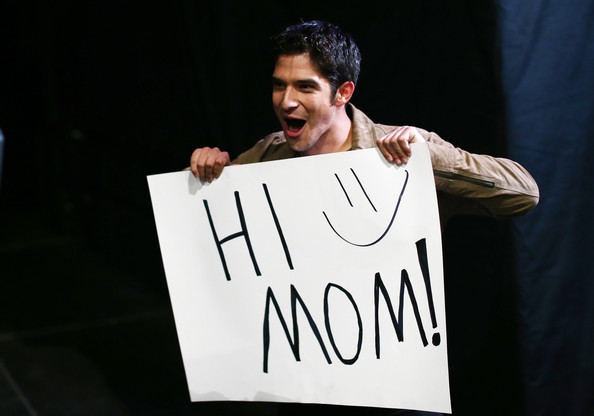 Tyler Posey - MTV Movie Awards Show