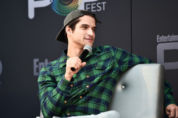 Tyler Posey Entertainment Weekly's PopFest