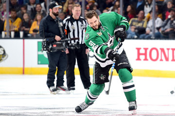 Tyler Seguin 2017 Coors Light NHL All-Star Skills Competition
