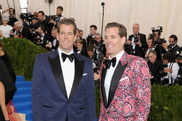 "Tyler Winklevoss ""Rei Kawakubo/Comme des Garcons: Art of the In-Between"" Costume Institute Gala - Arrivals"