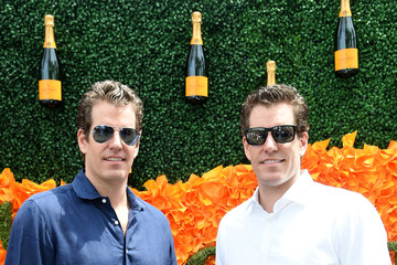 Tyler Winklevoss The Ninth Annual Veuve Clicquot Polo Classic - Arrivals