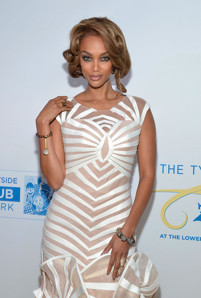 Tyra Banks - The Flawsome Ball For The Tyra Banks TZONE At The Lower Eastside Girls Club