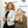 Tyra Banks Tyra Banks Hosts Nine West New Campaign Launch Event In Celebration Of International Women's Day