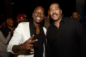 Tyrese Gibson Celebs at the 'Fast and Furious 6' Afterparty