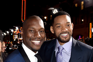 Tyrese Gibson 'Focus' Premieres in Hollywood — Part 4