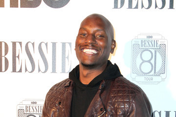 Tyrese Gibson HBO Bessie 81 Tour in LA