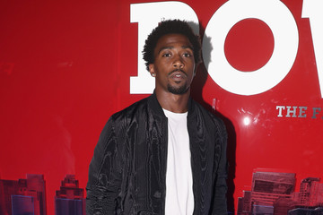 Tyrod Taylor Starz 'Power' The Fifth Season NYC Red Carpet Premiere Event And After Party