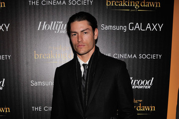 """Tyson Ballou The Cinema Society With The Hollywood Reporter And Samsung Galaxy Host A Screening Of """"The Twilight Saga: Breaking Dawn Part 2"""" - Arrivals"""
