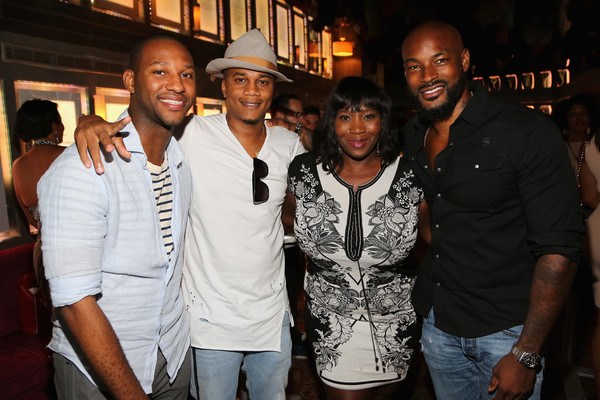CAA Reception In Celebration Of ABFF With Will Packer