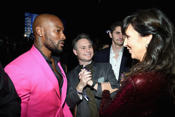 Tyson Beckford 2015 Victoria's Secret Fashion Show - Front Row
