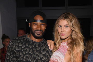 Tyson Beckford SWIMMIAMI KAOHS 2018 Collection - Front Row