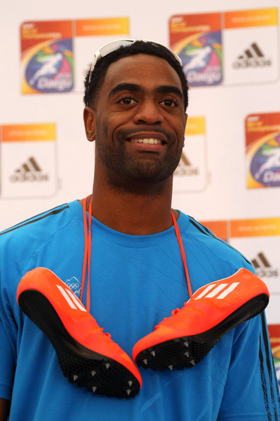 how tall is tyson gay