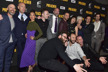 Tyson Ritter Premiere Of AMC's 'Preacher' Season 3 - Red Carpet