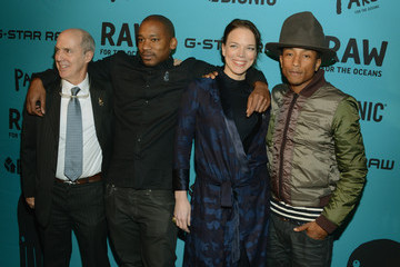 Tyson Toussant Pharrell Williams Curates Collaboration Between Bionic Yarn And G-Star Turning Ocean Plastic Into Denim