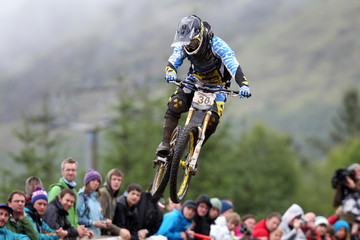 Joseph Smith UCI Mountain Bike World Cup