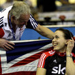 Steve Peters UCI Track Cycling World Cup Classic in Manchester - Day One
