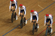 Andrew Tennant Ed Clancy Photos Photo