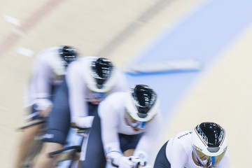 Gudrun Stock UCI Track World Cycling